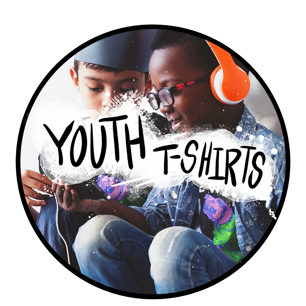 Shop: Youth T-Shirts (YS-YL)