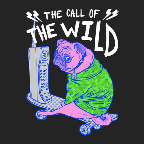 Art: London - Call of the Wild